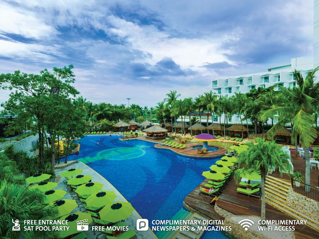 Hard Rock Hotel Pattaya 4* - Галерея 4