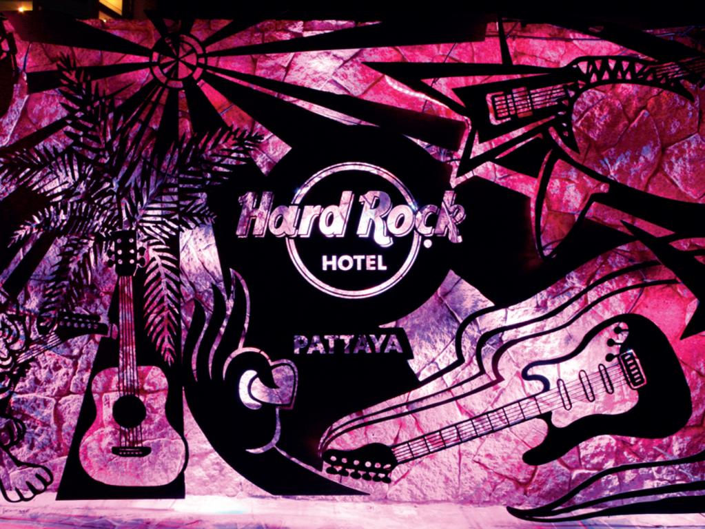 Hard Rock Hotel Pattaya 4* - Галерея 1