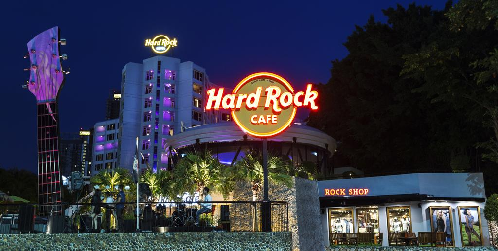 Hard Rock Hotel Pattaya 4* - Галерея 2