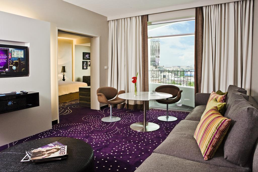 Hard Rock Hotel Pattaya 4* - Галерея 14