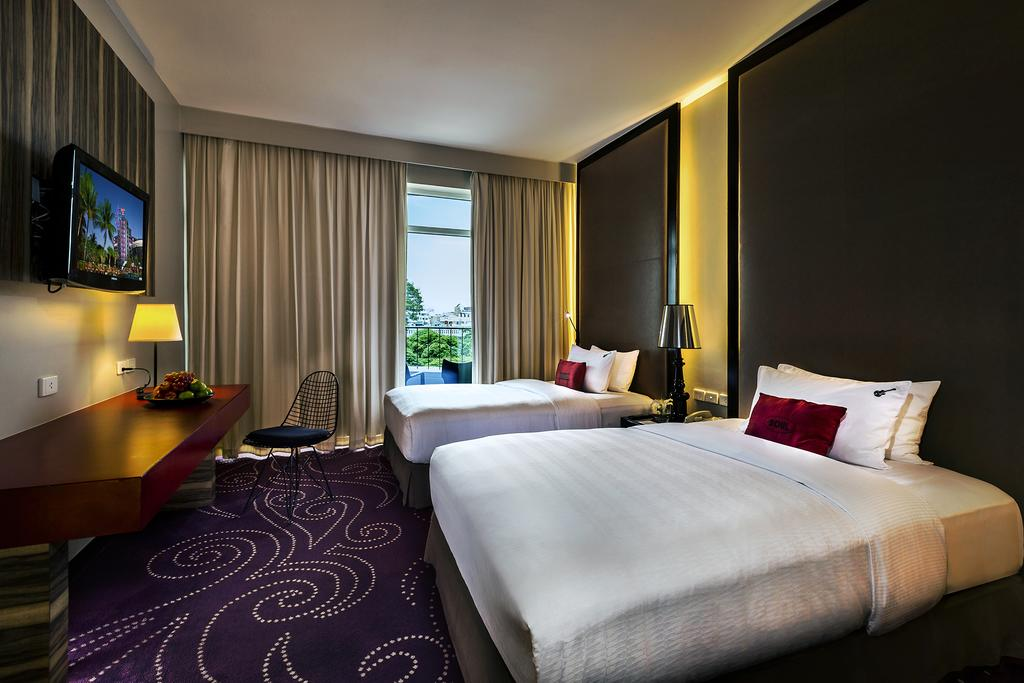 Hard Rock Hotel Pattaya 4* - Галерея 19