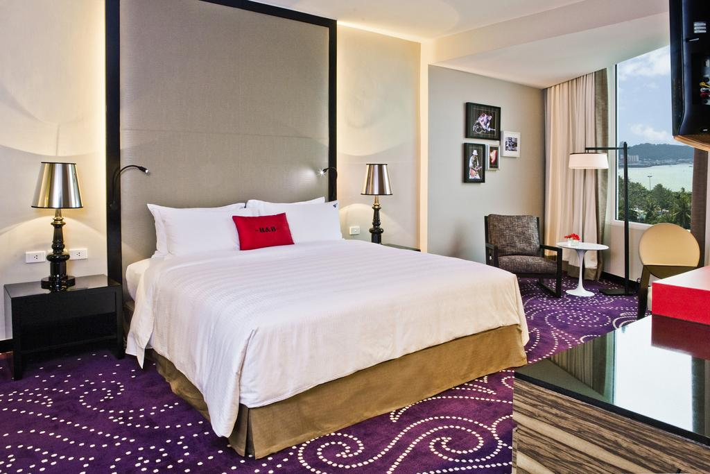 Hard Rock Hotel Pattaya 4* - Галерея 20