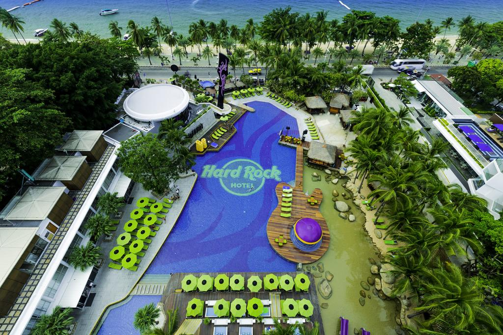 Hard Rock Hotel Pattaya 4* - Галерея 3